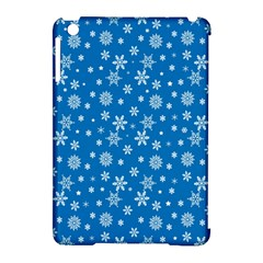 Xmas Pattern Apple Ipad Mini Hardshell Case (compatible With Smart Cover) by Valentinaart