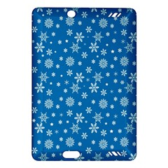Xmas Pattern Amazon Kindle Fire Hd (2013) Hardshell Case by Valentinaart