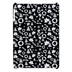 Xmas Pattern Apple Ipad Mini Hardshell Case by Valentinaart