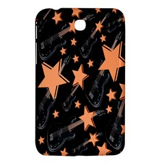 Guitar Star Rain Samsung Galaxy Tab 3 (7 ) P3200 Hardshell Case  by SpaceyQT