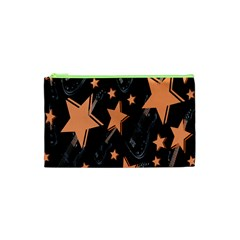 Guitar Star Rain Cosmetic Bag (xs) by SpaceyQT