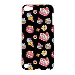 Sweet Pattern Apple Ipod Touch 5 Hardshell Case by Valentinaart