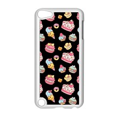 Sweet Pattern Apple Ipod Touch 5 Case (white) by Valentinaart