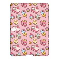 Sweet Pattern Samsung Galaxy Tab S (10 5 ) Hardshell Case  by Valentinaart