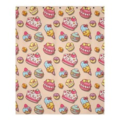 Sweet Pattern Shower Curtain 60  X 72  (medium)  by Valentinaart
