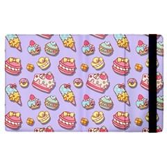 Sweet Pattern Apple Ipad Pro 9 7   Flip Case by Valentinaart