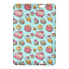 Sweet Pattern Kindle Fire Hdx 8 9  Hardshell Case by Valentinaart