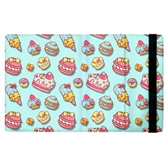 Sweet Pattern Apple Ipad Pro 9 7   Flip Case by Valentinaart