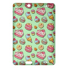 Sweet Pattern Amazon Kindle Fire Hd (2013) Hardshell Case by Valentinaart