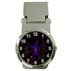 Animation Plasma Ball Going Hot Explode Bigbang Supernova Stars Shining Light Space Universe Zooming Money Clip Watches by Mariart