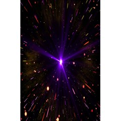 Animation Plasma Ball Going Hot Explode Bigbang Supernova Stars Shining Light Space Universe Zooming 5 5  X 8 5  Notebooks by Mariart