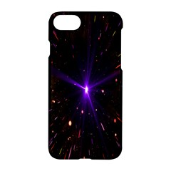 Animation Plasma Ball Going Hot Explode Bigbang Supernova Stars Shining Light Space Universe Zooming Apple Iphone 7 Hardshell Case by Mariart