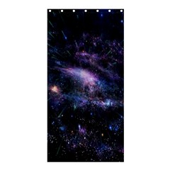 Animation Plasma Ball Going Hot Explode Bigbang Supernova Stars Shining Light Space Universe Zooming Shower Curtain 36  X 72  (stall)  by Mariart