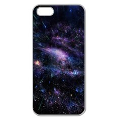 Animation Plasma Ball Going Hot Explode Bigbang Supernova Stars Shining Light Space Universe Zooming Apple Seamless Iphone 5 Case (clear) by Mariart