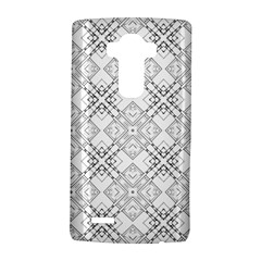 Background Pattern Diagonal Plaid Black Line Lg G4 Hardshell Case by Mariart
