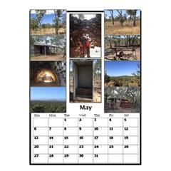 Jane Black And White Mutli Photo Calendar 2018 By Deborah   Desktop Calendar 6  X 8 5    8z59gxp0p75o   Www Artscow Com May 2018