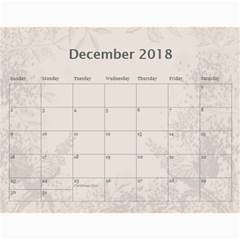 Jane Coffee And Cream (any Year) 2018 Calendar By Deborah   Wall Calendar 11  X 8 5  (12 Months)   Q76fkighcvzg   Www Artscow Com Dec 2018