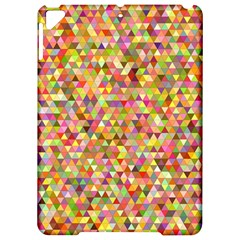 Multicolored Mixcolor Geometric Pattern Apple Ipad Pro 9 7   Hardshell Case by paulaoliveiradesign