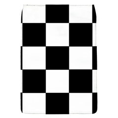 Grid Domino Bank And Black Flap Covers (s)  by Nexatart