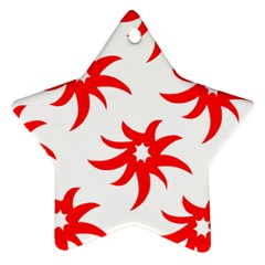 Star Figure Form Pattern Structure Ornament (star)