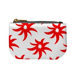 Star Figure Form Pattern Structure Mini Coin Purses