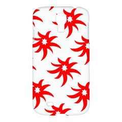 Star Figure Form Pattern Structure Samsung Galaxy S4 I9500/i9505 Hardshell Case