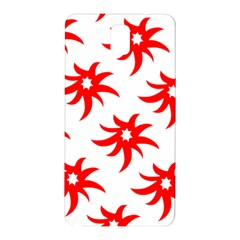 Star Figure Form Pattern Structure Samsung Galaxy Note 3 N9005 Hardshell Back Case