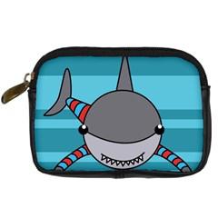 Shark Sea Fish Animal Ocean Digital Camera Cases