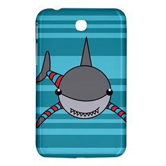 Shark Sea Fish Animal Ocean Samsung Galaxy Tab 3 (7 ) P3200 Hardshell Case