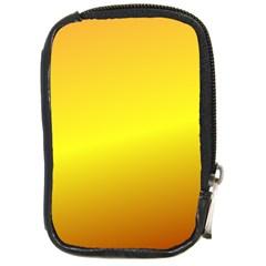 Gradient Orange Heat Compact Camera Cases by Nexatart