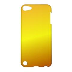 Gradient Orange Heat Apple Ipod Touch 5 Hardshell Case