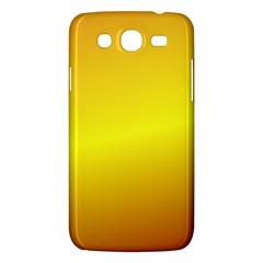 Gradient Orange Heat Samsung Galaxy Mega 5 8 I9152 Hardshell Case