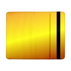 Gradient Orange Heat Samsung Galaxy Tab Pro 8 4  Flip Case by Nexatart