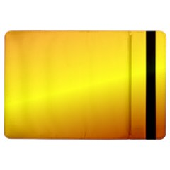 Gradient Orange Heat Ipad Air 2 Flip