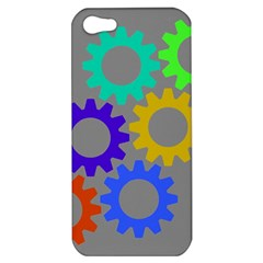 Gear Transmission Options Settings Apple Iphone 5 Hardshell Case