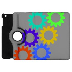 Gear Transmission Options Settings Apple Ipad Mini Flip 360 Case