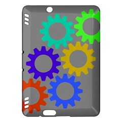 Gear Transmission Options Settings Kindle Fire Hdx Hardshell Case