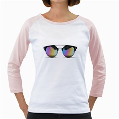 Sunglasses Shades Eyewear Girly Raglans