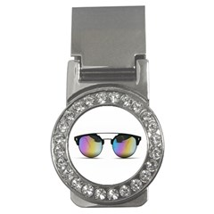 Sunglasses Shades Eyewear Money Clips (cz)  by Nexatart