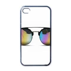 Sunglasses Shades Eyewear Apple Iphone 4 Case (black)
