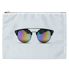 Sunglasses Shades Eyewear Cosmetic Bag (xxl)  by Nexatart
