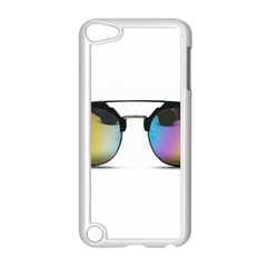 Sunglasses Shades Eyewear Apple Ipod Touch 5 Case (white) by Nexatart