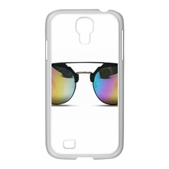 Sunglasses Shades Eyewear Samsung Galaxy S4 I9500/ I9505 Case (white)