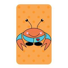 Crab Sea Ocean Animal Design Memory Card Reader