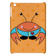 Crab Sea Ocean Animal Design Apple Ipad Mini Hardshell Case