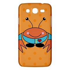 Crab Sea Ocean Animal Design Samsung Galaxy Mega 5 8 I9152 Hardshell Case