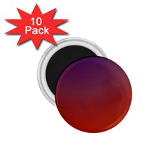 Course Colorful Pattern Abstract 1 75  Magnets (10 Pack)