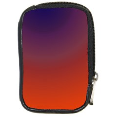 Course Colorful Pattern Abstract Compact Camera Cases by Nexatart