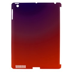 Course Colorful Pattern Abstract Apple Ipad 3/4 Hardshell Case (compatible With Smart Cover)