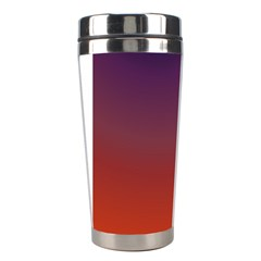 Course Colorful Pattern Abstract Stainless Steel Travel Tumblers by Nexatart